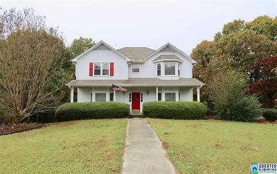 Alabaster Single Family Home For Sale: 143 Kentwood Ln