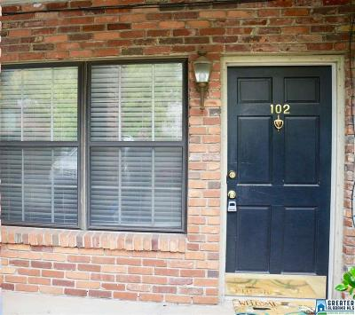 Birmingham AL Condo/Townhouse For Sale: $99,500