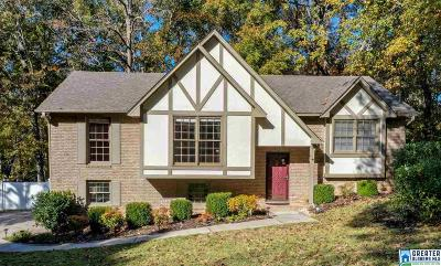 Hoover Single Family Home For Sale: 2005 Yancy Dr