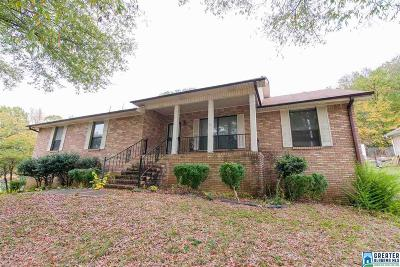 Birmingham AL Single Family Home For Sale: $160,000