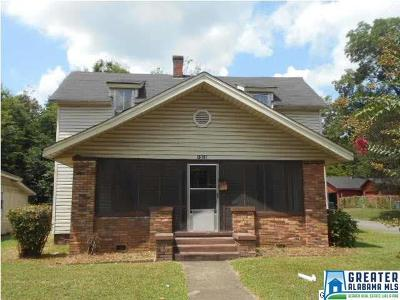 Birmingham, Homewood, Hoover, Irondale, Mountain Brook, Vestavia Hills Rental For Rent: 1300 Gulfport St #1
