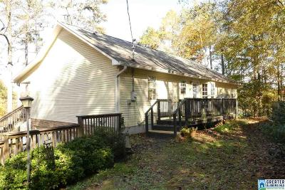 Clay County, Cleburne County, Randolph County Single Family Home For Sale: 373 Pineywoods Dr