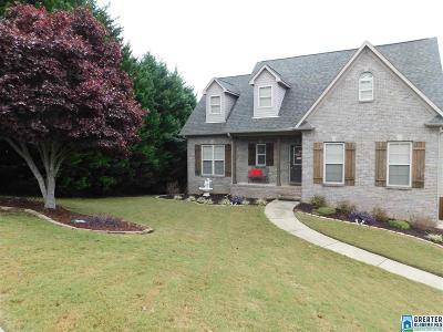 Single Family Home For Sale: 105 Reuben Cir
