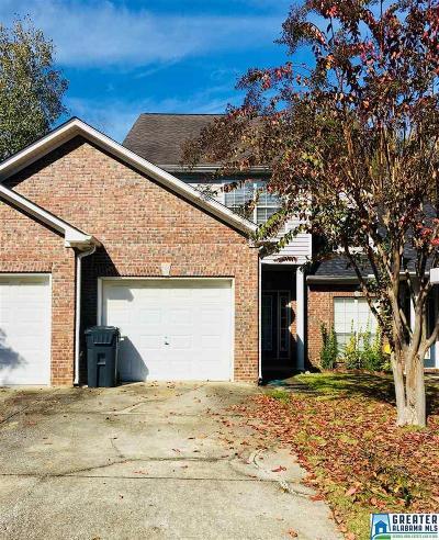 Birmingham, Homewood, Hoover, Mountain Brook, Vestavia Hills Condo/Townhouse For Sale: 3520 Savannah Park Ln