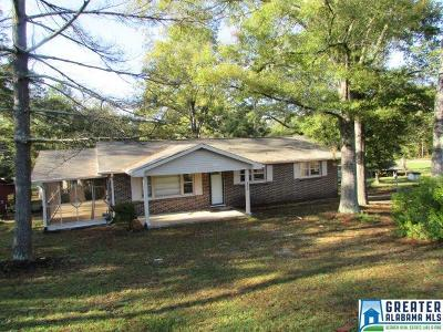 Oxford AL Single Family Home For Sale: $109,900