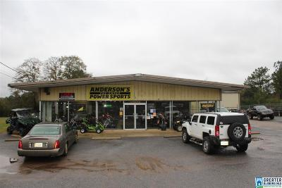 Commercial For Sale: 40344 Hwy 280
