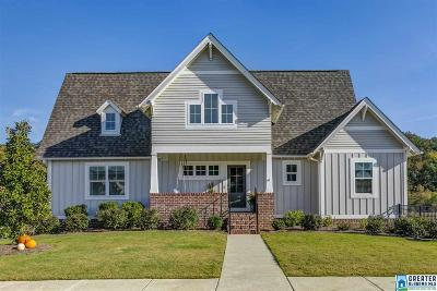 Trussville Single Family Home For Sale: 8137 Caldwell Dr