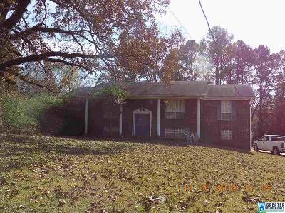 Birmingham AL Single Family Home For Sale: $149,900