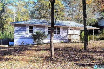 Birmingham AL Single Family Home For Sale: $69,900