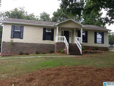 Birmingham AL Single Family Home For Sale: $174,900