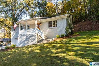 Homewood AL Single Family Home Contingent: $359,900