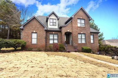 Hoover Single Family Home For Sale: 1611 Lake Cyrus Club Dr