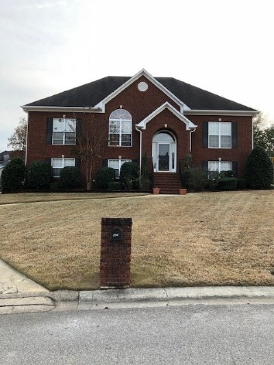 Gardendale Single Family Home For Sale: 887 Brookline Rd