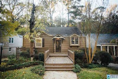 Single Family Home For Sale: 1841 Windsor Blvd
