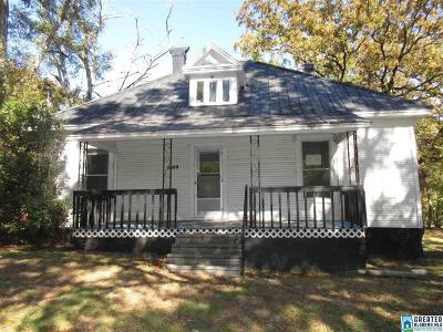 Single Family Home For Sale: 1309 Minnesota Ave