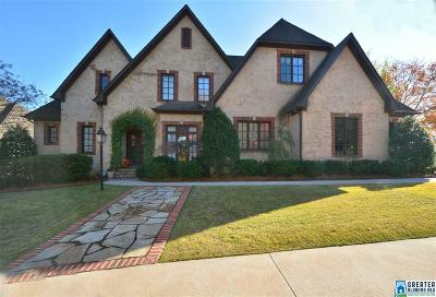 Hoover Single Family Home For Sale: 5418 Greystone Way