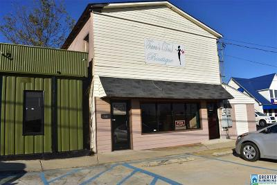 Commercial For Sale: 901 Old Warrior River Rd
