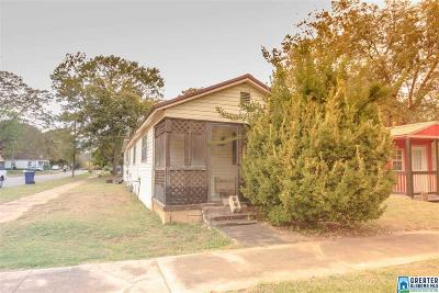 Anniston Single Family Home For Sale: 1700 Brown Ave