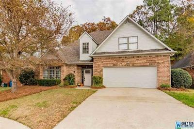 Homewood Single Family Home For Sale: 1830 Parkside Cir