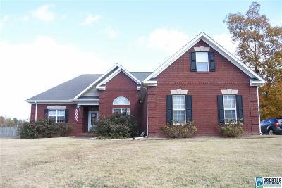 Anniston Single Family Home For Sale: 576 Lillian Ln
