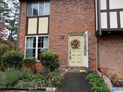 Hoover Condo/Townhouse For Sale: 3679 Haven View Cir