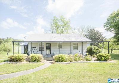Single Family Home For Sale: 120 Albright Ln