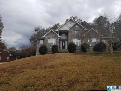 Alabaster Single Family Home For Sale: 421 Wynlake Ln