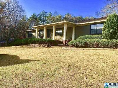 Clay County Single Family Home For Sale: 97 Old Oxford Rd
