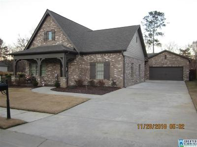 Gardendale Single Family Home For Sale: 4560 Shady Grove Ln