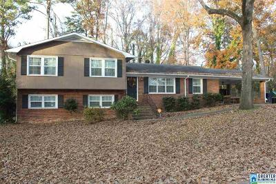 Anniston Single Family Home For Sale: 3617 Dale Hollow Rd
