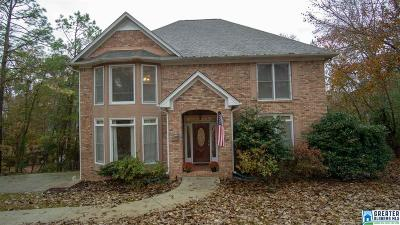 Alabaster Single Family Home For Sale: 300 Norwick Ln