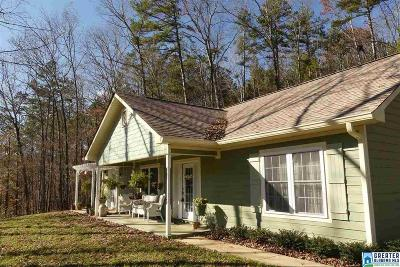 Clay County, Cleburne County, Randolph County Single Family Home For Sale: 536 Arrowhead Dr