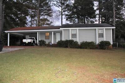 Jacksonville Single Family Home For Sale: 932 Dennis St SW