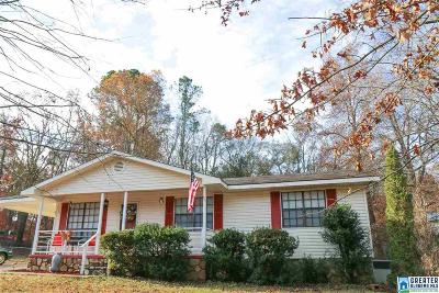 Anniston Single Family Home For Sale: 432 W 64th St