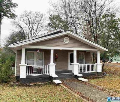 Single Family Home For Sale: 2013 High School Rd