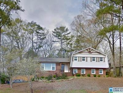 Single Family Home For Sale: 1618 Patton Chapel Rd