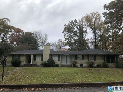 Single Family Home For Sale: 2405 Tyler Rd