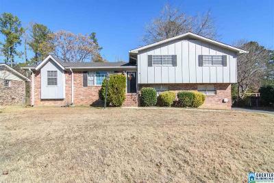 Hoover Single Family Home For Sale: 3417 Loch Ridge Trl