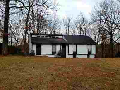 Alabaster Single Family Home For Sale: 708 Colonial Dr
