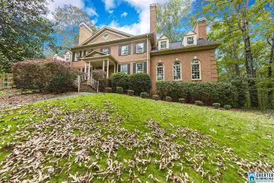 Birmingham AL Single Family Home For Sale: $495,000