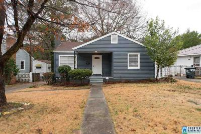 Birmingham Single Family Home For Sale: 7845 8th Ave S