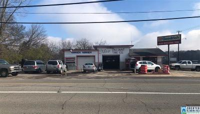 Commercial For Sale: 120 W Tarrant Rd