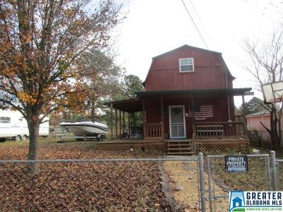 Ohatchee Single Family Home For Sale: 75 Lakeshore Ln