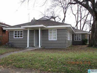 Birmingham, Homewood, Hoover, Irondale, Mountain Brook, Vestavia Hills Rental For Rent: 1705 Ave Y