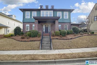Hoover Single Family Home For Sale: 2074 Greenside Way