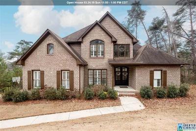 Hoover Single Family Home For Sale: 1443 Pavillon Dr