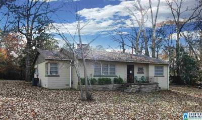 Birmingham AL Single Family Home For Sale: $103,000