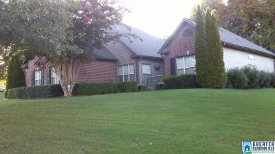 Trussville Single Family Home For Sale: 6136 Hidden Brook Dr