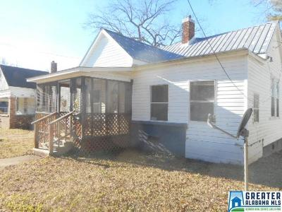 Anniston Single Family Home For Sale: 1709 Rocky Hollow Rd