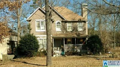 Alabaster Single Family Home Contingent: 101 Trail Cir